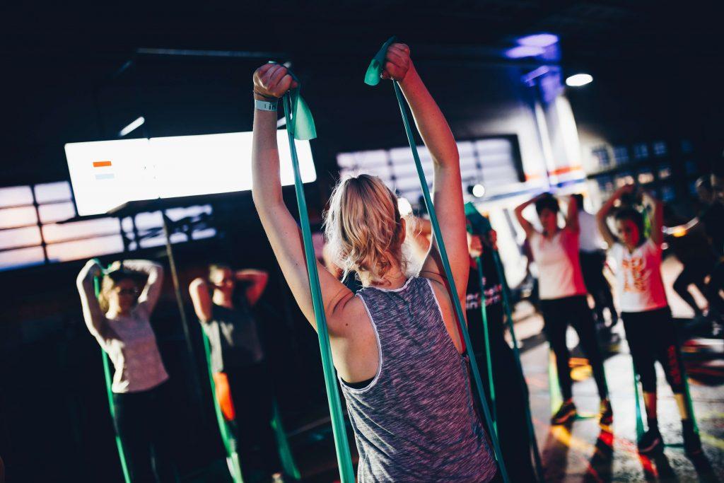beneficios de entrenar con gomas elásticas