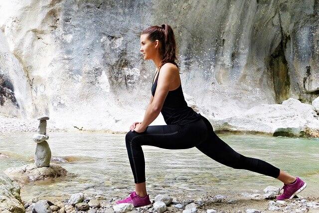 Entrenamiento funcional ejercicios al aire libre