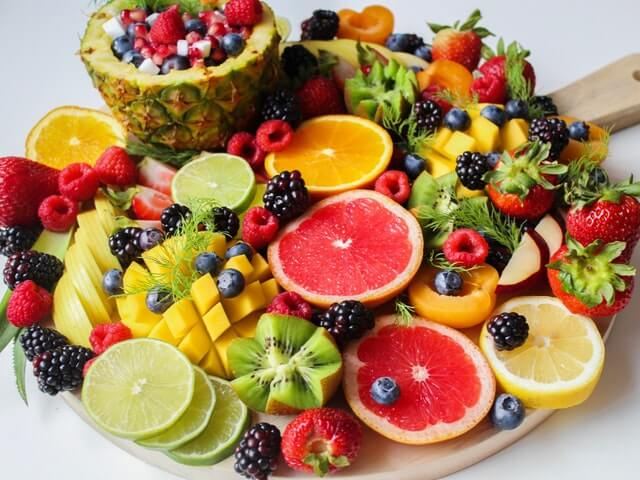 frutas -Qué comer antes de entrenar para tener energía y dar el máximo