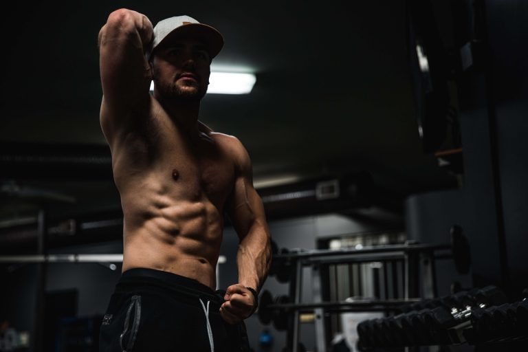 entrenador personal online para ganar masa muscular