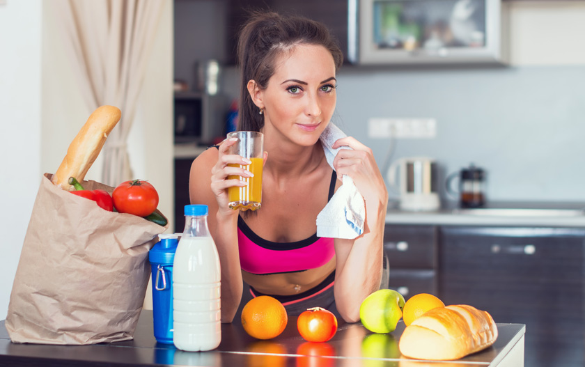 dietista - nutricionista deportivo madrid