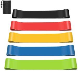 consejos al comprar bandas elásticas de resistencia fitness