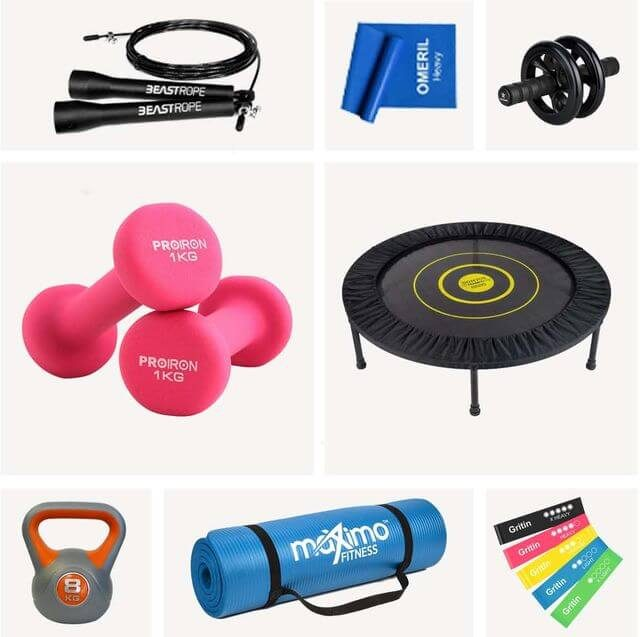 material fitness deportivo
